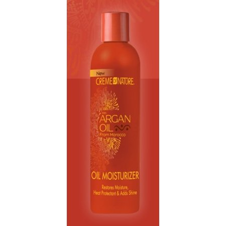 CREME OF NATURE - ARGAN OIL Oil Moisturizer 8.45 oz