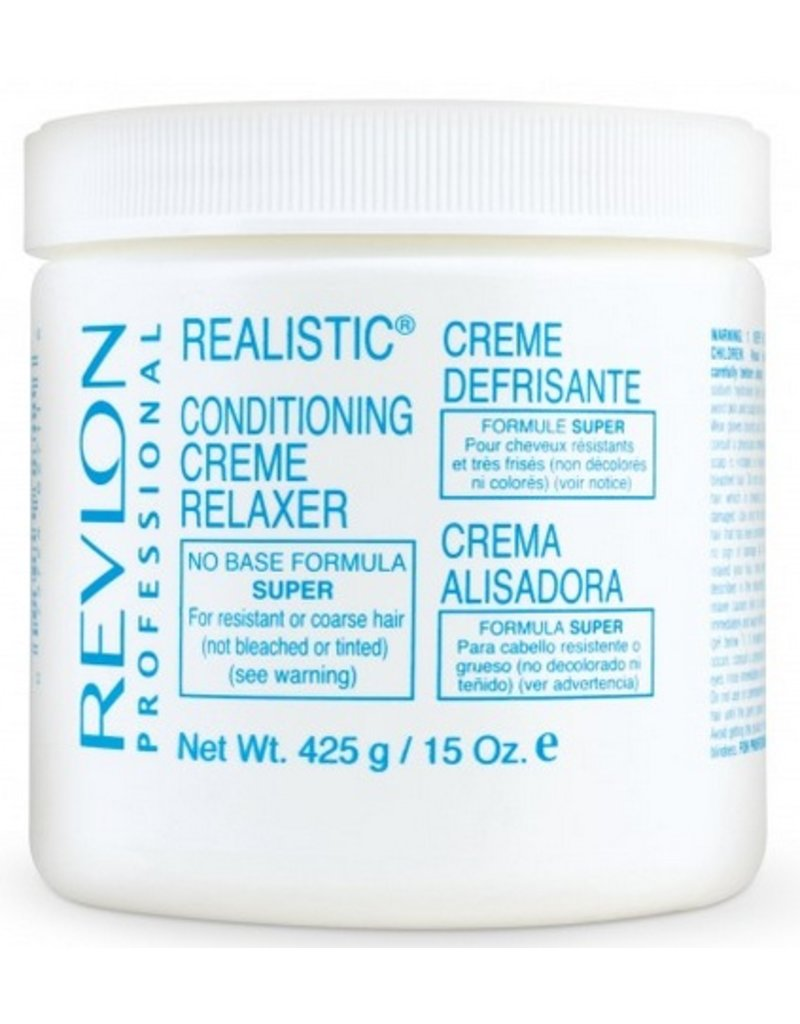 REVLON Professional Conditioning Creme Relaxer - Super 15 oz