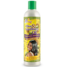 SOF N' FREE N' PRETTY Olive & Sunflower Oil CombEasy Shampoo 12 oz