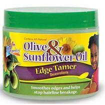 Olive & Sunflower Oil Edge Tamer 4 oz