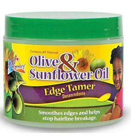 SOF N' FREE N' PRETTY Olive & Sunflower Oil Edge Tamer 4 oz