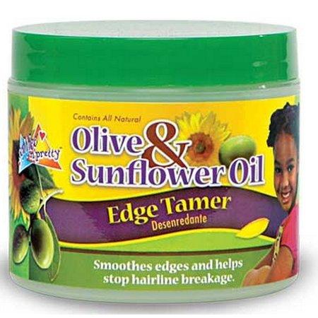 SOF N' FREE N' PRETTY Olive & Sunflower Oil Edge Tamer 4 oz