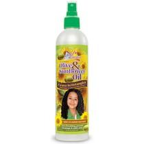 Olive & Sunflower Oil Leave-In Detangler 12 oz