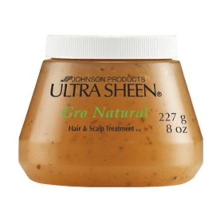 ULTRA SHEEN Gro Natural Hair & Scalp Treatment 8 oz