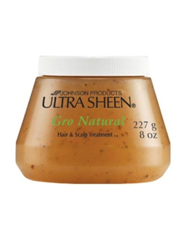 ULTRA SHEEN Gro Natural Hair & Scalp Treatment 8 oz