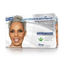 GENTLE TREATMENT No-Lye Conditioning Relaxer - Gray