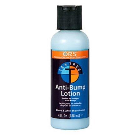 ORS Tea Tree Anti-Bump Lotion 4 oz