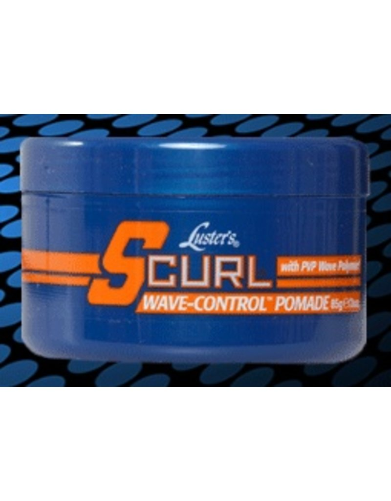 S-CURL Wave Control Pomade 3 oz