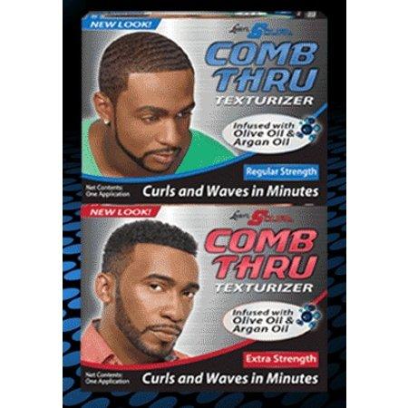 S-CURL Comb Thru Texturizer - Extra Strength