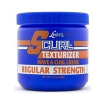Texturizer Wave & Curl Creme - Regular Strength 15 oz