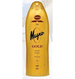 MAGNO Gold Shower Gel 550 ml.