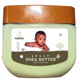 EBONY BABY Jelly Shea Butter 368 gr.