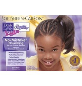 DARK & LOVELY BEAUTIFUL BEGINNINGS Relaxer Kit - Fine Hair