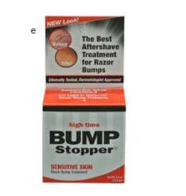 BUMP STOPPER Razor Bump Treatment 0.5 oz - Sensitive Skin Formula