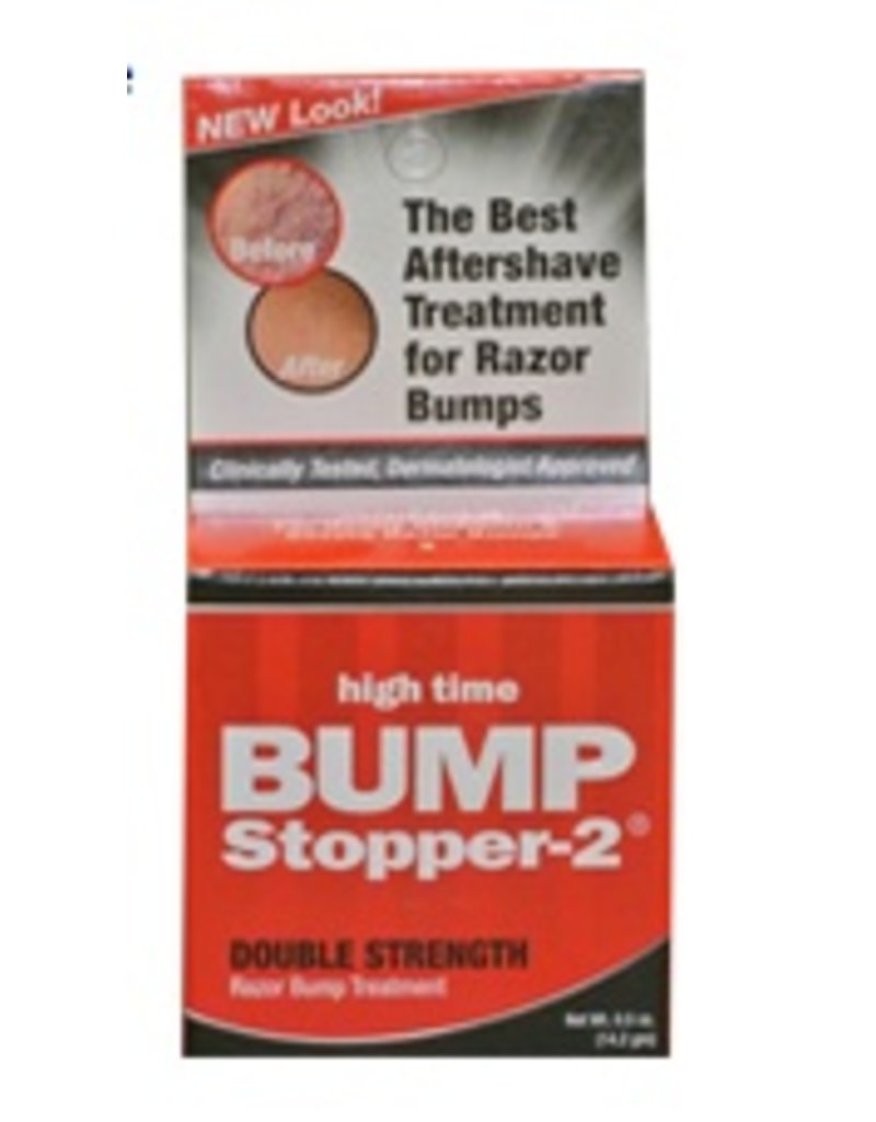 BUMP STOPPER - 2 Razor Bump Treatment 0.5 oz - Double Strength Formula