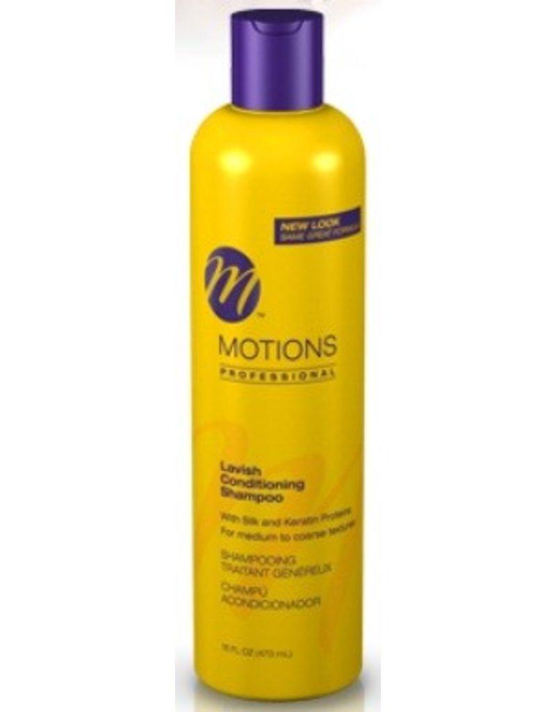 MOTIONS Lavish Conditioning Shampoo 16 oz