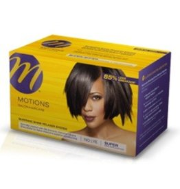 MOTIONS Silkening Shine No Lye Relaxer System - Super