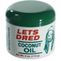 Coconut Oil 4 oz