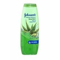 African Nurture Body Wash Aloe & Water Mint 400 ml.