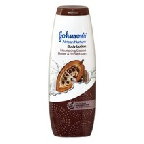 African Nurture Body Lotion Nourishing Cocoa Butter & Honeybush 400 ml.