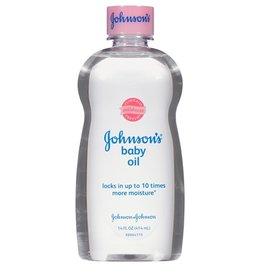 JOHNSON'S Baby Oil 300 ml.