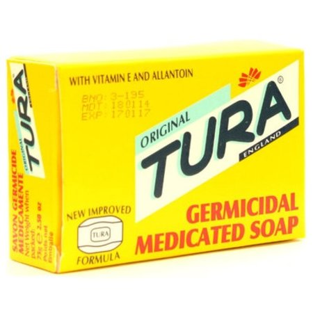 TURA Germicidal Medicated Soap 2.5 oz
