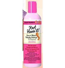 AUNT JACKIE'S Knot Havin' it Leave-In Detangling Moisturizer 12 oz