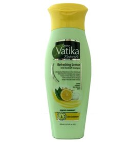 DABUR VATIKA Refreshing Lemon Anti-Dandruff Shampoo 200 ml
