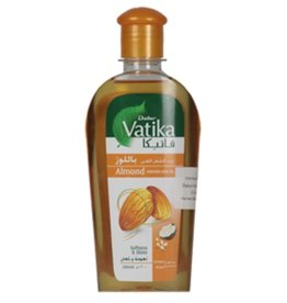 DABUR VATIKA Almond Enriched Hair Oil 200 ml.