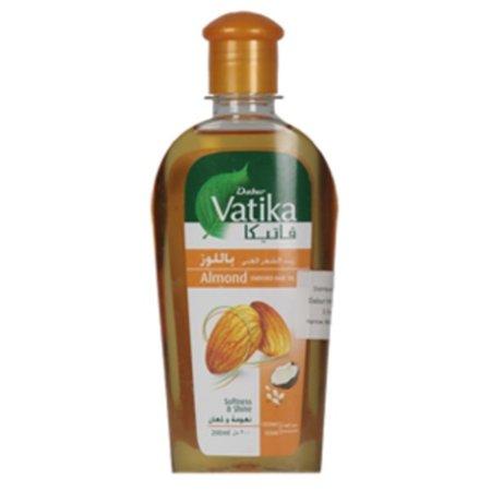 DABUR VATIKA Almond Enriched Hair Oil 200 ml.