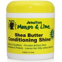 Shea Butter Conditioning Shine 6 oz