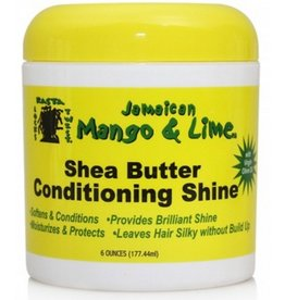 JAMAICAN MANGO & LIME Shea Butter Conditioning Shine 6 oz