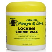 Locking Creme Wax 6 oz