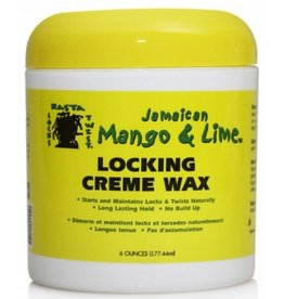 JAMAICAN MANGO & LIME Locking Creme Wax 6 oz