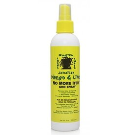 JAMAICAN MANGO & LIME No More Itch' Gro Spray 8 oz