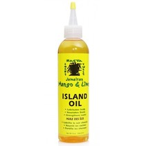 Island Oil 8 oz
