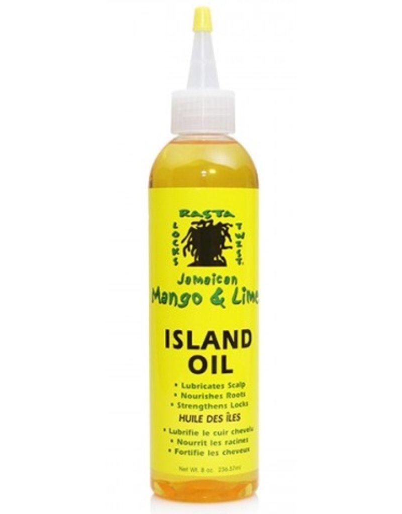 JAMAICAN MANGO & LIME Island Oil 8 oz