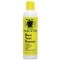 Braid Twist Remover 8 oz