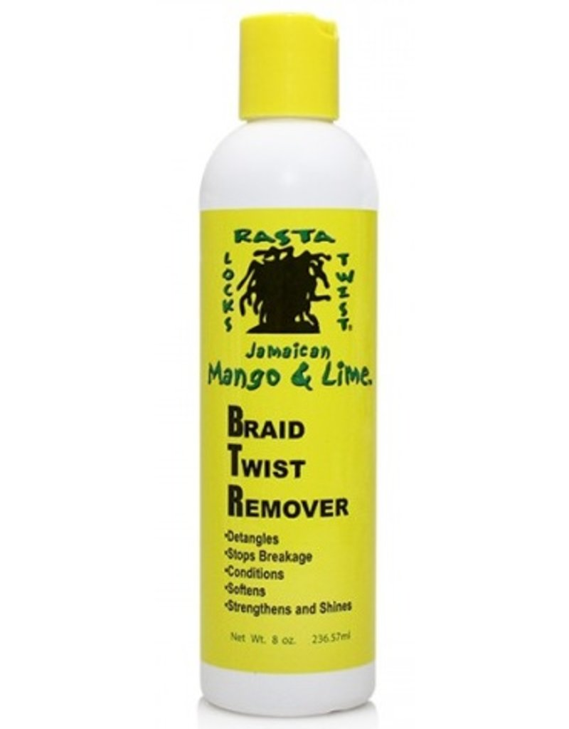 JAMAICAN MANGO & LIME Braid Twist Remover 8 oz