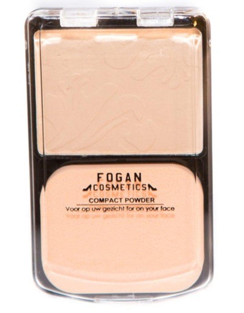 FOGAN COSMETICS Compact Powder - kleur 01