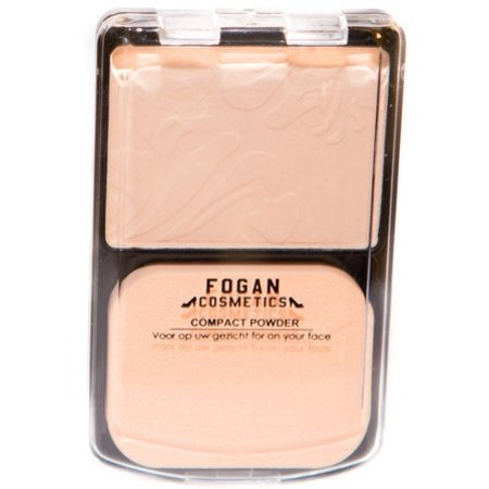 FOGAN COSMETICS Compact Powder - kleur 02