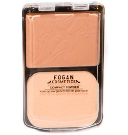 FOGAN COSMETICS Compact Powder - kleur 03