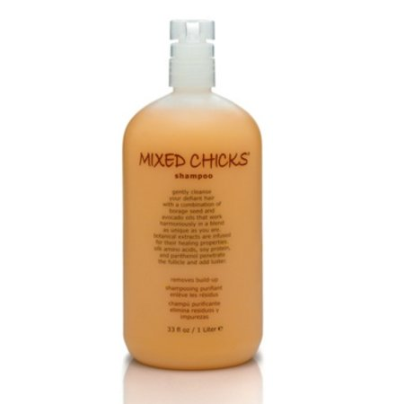 MIXED CHICKS Gentle Clarifying Shampoo 33 oz.