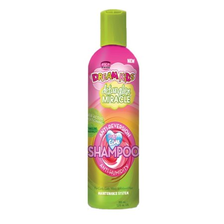 AFRICAN PRIDE DREAM KIDS Anti Reversion Easy Comb Shampoo 12 oz