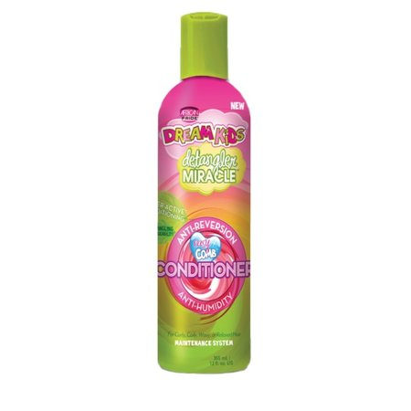 AFRICAN PRIDE DREAM KIDS Anti Reversion Easy Comb Conditioner 12 oz