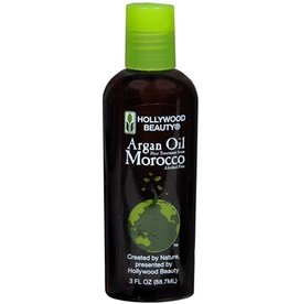 HOLLYWOOD BEAUTY Argan Oil Morocco Hair Treatment 3 oz