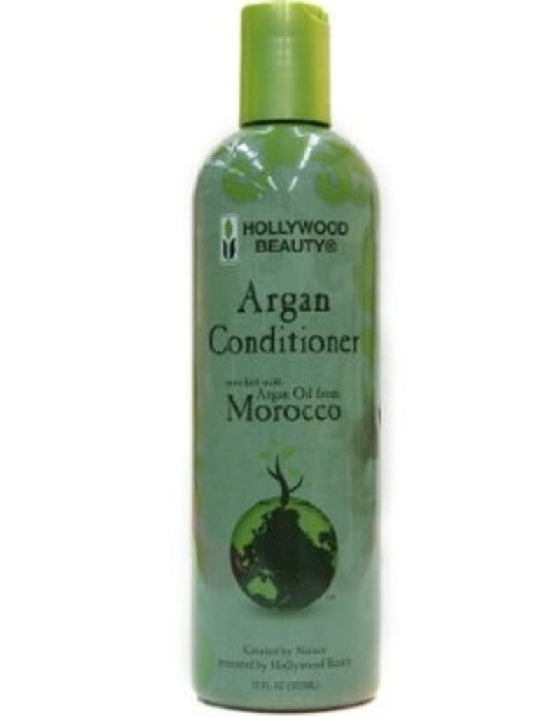 HOLLYWOOD BEAUTY Argan Conditioner Morocco 12 oz