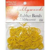 Rubber Bands (elastiekjes) - geel