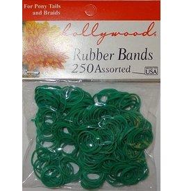 Rubber Bands (elastiekjes) - groen