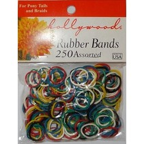 Rubber Bands (elastiekjes) - mix kleuren
